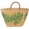 palm tote bag - Travel bags -