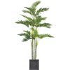 palm tree planter - Plantas -