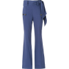 pantalones azules - Capri & Cropped -