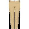 Pants Beige - Pants -