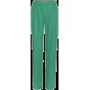 Pants Green - Spodnie - długie -