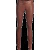 Pants Brown - 裤子 -