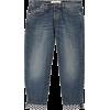 Pants Blue Shorts - Calções -