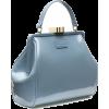 patent leather bag - Hand bag -