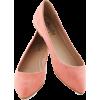 peach flats - Flats -