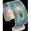 peacock bracelet - Pulseiras -