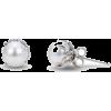 pearl - Earrings -