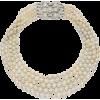 pearl necklace - Halsketten -