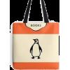 penguin classics tote bag by futukijo - トラベルバッグ -