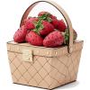 picnic perfect woven leather basket | Ka - Torebki -