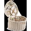 picnic wicker basket - Uncategorized -