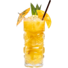 pineapple cocktail - Beverage -