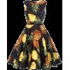 pineapple dress - Haljine -