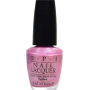 Pink Nail Lacquer - Cosmetics -
