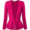 pink blazer - Пиджаки -