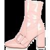 pink boots - Botas -