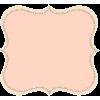 pink frame scrapbook - Frames -