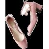 pink heel - Wedges -
