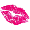 pink lips - People -