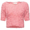pink sweater - Pullovers -