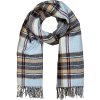 plaid scarf - Scarf -