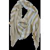 plaid scarf - Schals -