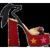 platform shoes - Platforms -