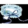 Podvezica Underwear Blue - Underwear -