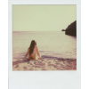 polaroid photo beach - Frames -