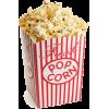 popcorn  - cibo -