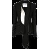 prabal gurung Asymmetric Fitted Blazerr - Jacket - coats -