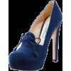 Prada Blue - Shoes -