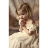 praying child intact - People -