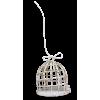 Bird Cage White - Items -