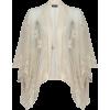 pretty eccentric lace kimono - Cardigan -