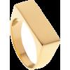 Prsten Rings Gold - Rings -