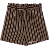 pull&bear Striped paperbag Bermuda short - Shorts - £7.99  ~ $10.51