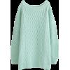 Pullovers Blue - Jerseys -