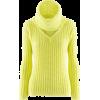 Pullovers Yellow - Puloverji -