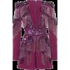 purple jumpsuit - Kleider -