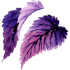 purple leaves - Plantas -