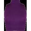 purple top - Majice bez rukava -