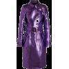 purple trench - Kurtka -