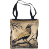 pyramid collection clockwork raven tote - Torby podróżne -