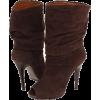 Otvorene čizme - Boots -