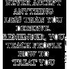 quote - Tekstovi -