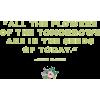 quotes flowers - Testi -