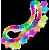 rainbow Rainbow necklace  fairy kei - Necklaces -
