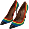 rainbow pumps - Zapatos clásicos -