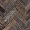reclaimed herringbone floor - Furniture -